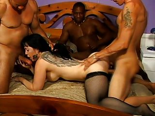 Milf Gangbang With Cream Pie And Anal Cream Pie 3