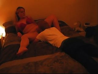 Blonde Milf Gets Fucked Hard By Young Man
