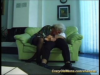 Horny Old Mom