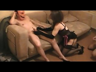 Hard Sex With Two Volunteers
