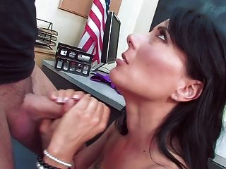 Hot Mature Teacher Seduce Her Student