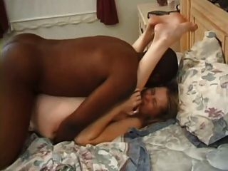 40yo Housewife Has Multiple Orgasms With Young Black Guy