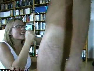 Horny Amateur Couple Fuck In All Positions - Cake Eat With Cum
