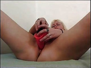 Chubby Mom Plays With Her Chubby Pussy  Fm14