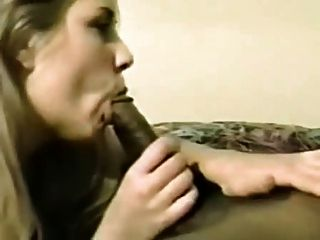 Hot Blonde Plays With Bbc While Hubby Films - Old But Good!