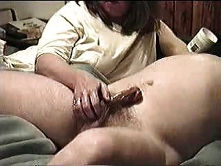 Prostate Massage W Intense Orgasm