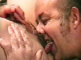 Amateur Flick Of Older Couple!! She Is A Bit Kinky,