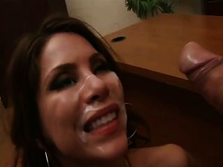 Facial Then Stick Your Cock Back In