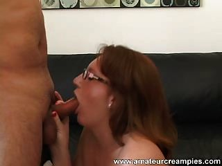 Farrah On Amateur Creampies