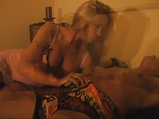 Tied Down, Sucked, Fucked And Stroked