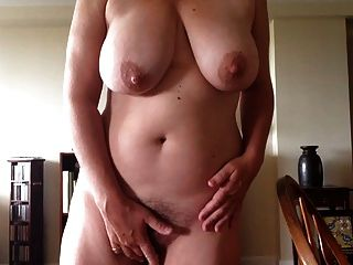 Cumming Very Hard In My Living Room