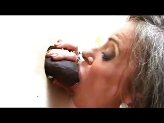 Freaks Of Nature 140 Granny Bbc In Glory Hole
