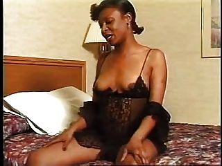 Horny Black Mature