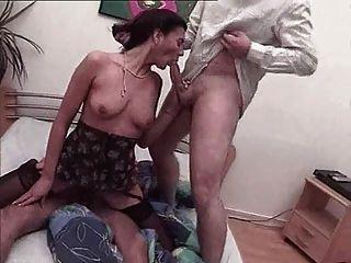 Mama Lernt Arschficken 3