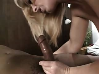 Mature Busty Blond Gives A Massage And Gets An Anal Reward