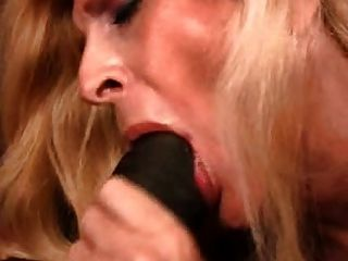 Blonde Mature Suck Black Cock And Eatcum 1 By Fdcrn