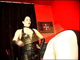 Hard Caning Punishment