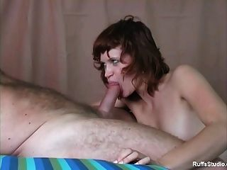 Ginger Sucks A Few Dicks