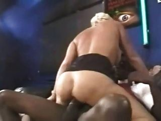Spikey Blonde Mature Takes A Hard Bbc Fucking