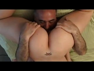 Old Hairy Man Fucks Young Nice Blonde