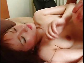 Cute Japanese Chick Kumi Tanaka Loves  Her Cock Dm720