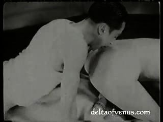 Vintage French Xxx Movie Circa 1925
