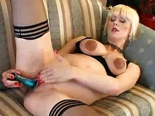 Unfaithful Sexy Pregnant Wife Masturbates And Fucked.f70