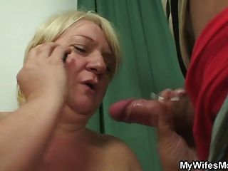 Hubby Caught Cheating With Her Mom
