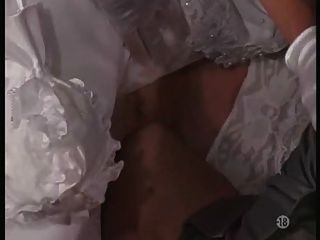 The Bride In Stockings Outdoor