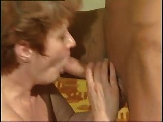 Mature Woman With Young