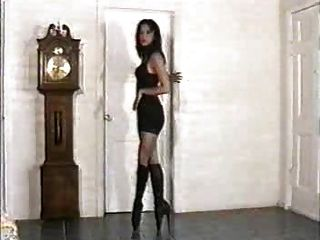 Slave Girl In Ballet Boots