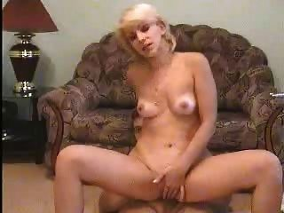 Amateur Blonde Milf Gagging,anal Fucking And Cumplay