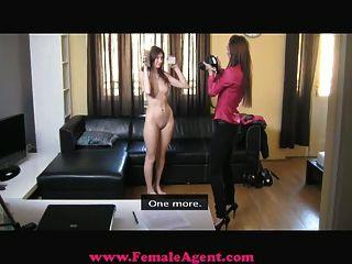Femaleagent Strap On Seduction