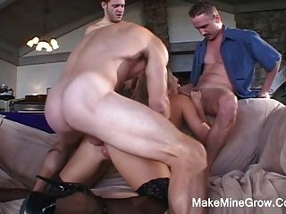 Gang Bang With Lauren Phoenix