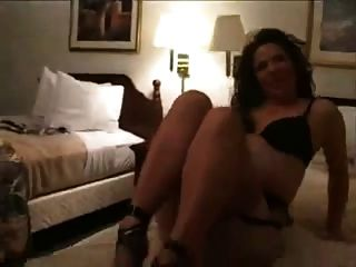 White Wife Takes A Black Cock Up Her Ass