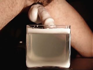 Spermboy Cum In Hot Candle Wax 001