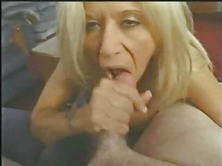 Mature Amateur Blonde With Huge Tits Fucking