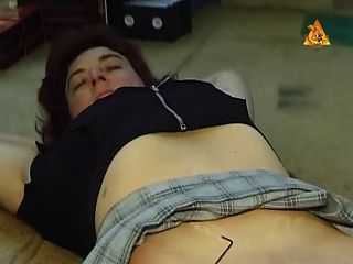 Heavy Pierced Granny With Lost Of Cunt Piercings Slave Slut