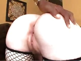 Redhead Carolina West Gets Fuck By A Big Black Monster Cock