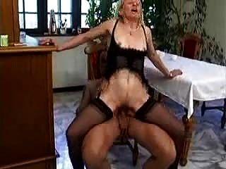 Oma Granny Fucked