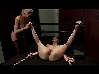 Hardcore Lesbian Bondage Pt4