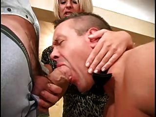 Slave nan sucks friends 8