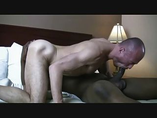 Beautiful White Ass For A Black Cock