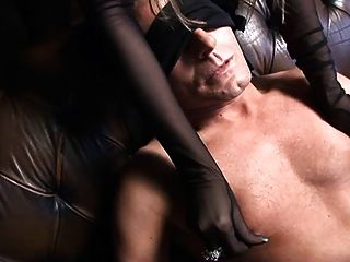 British Slut Jasmine Gets Fucked In A Kinky Ffm Threesome