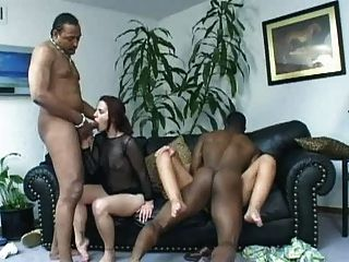 Milfs Pounded Hard By Big Black Cocks