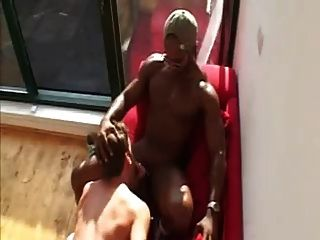 Big Ebony Prick For White Gay