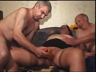 Ich Und Zwei Kerle Und Voll Die Sahne Auf Die Titten
