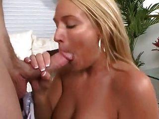 Big Titted Milf Melanie Monroe Fucks Stepson