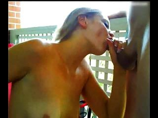 Simohayha85 - Outdoor Facefuck And Facial