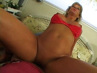 Mommy Takes A Load Pov